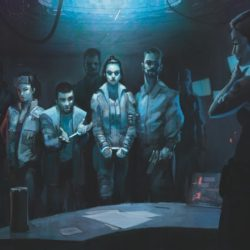 Free to Download: The Expanse Roleplaying Game quickstart