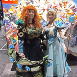 Brilliant costume mashups from the 2018 San Diego Comic Con