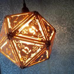 TradeCraft Bonus: D20 gaming light shade