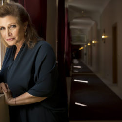 Carrie Fisher and Mark Hamill included in Star Wars IX cast