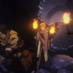 Netflix sneaks out a trailer for Castlevania season 2