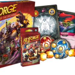 KeyForge is a new game from Magic: The Gathering's inventor and Fantasy Flight Games
