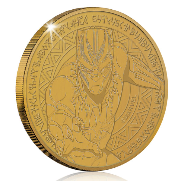 Black Panther coin