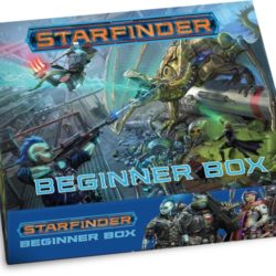 Paizo hope their new Starfinder beginner Box will introduce more gamers to their sci-fi RPG