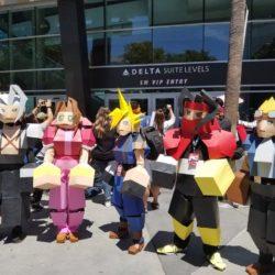 Final Fantasy VII cosplay