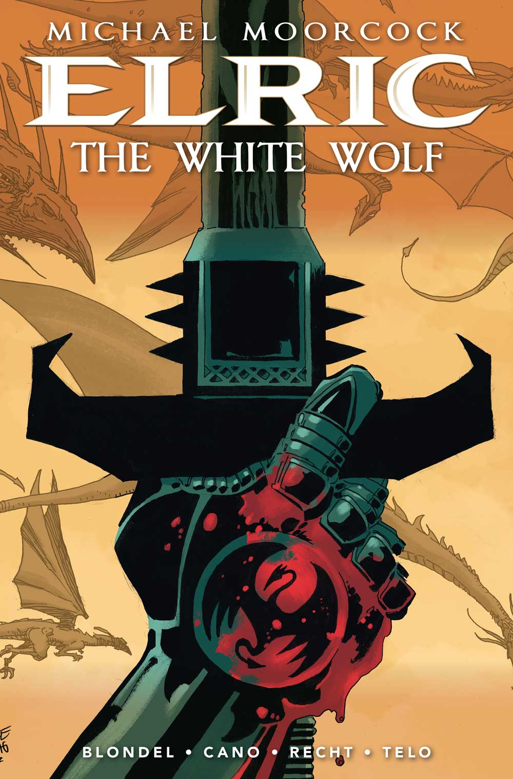 Elric the White Wolf (cover A)