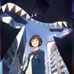 The dark world of Boogiepop Doesn't Laugh revealed in the trailer