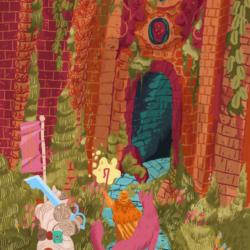 Go wild with Troika as ultra-slimline RPG heads to Kickstarter