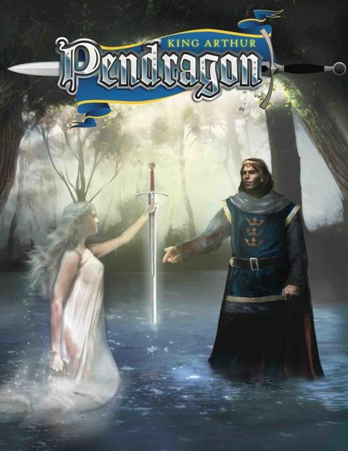 King Arthur Pendragon RPG 5.1