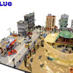 The Battle of Sokovia rebuilt LEGO brick by brick
