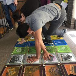 Twister with tentacles! A'Writhe: A game of Eldritch contortions