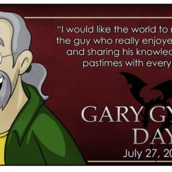 D&D's Gary Gygax's widow is being sued by Hollywood over a dungeon