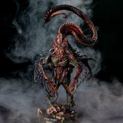 Frightfully ugly! Paul Komoda's Nyarlathotep statue