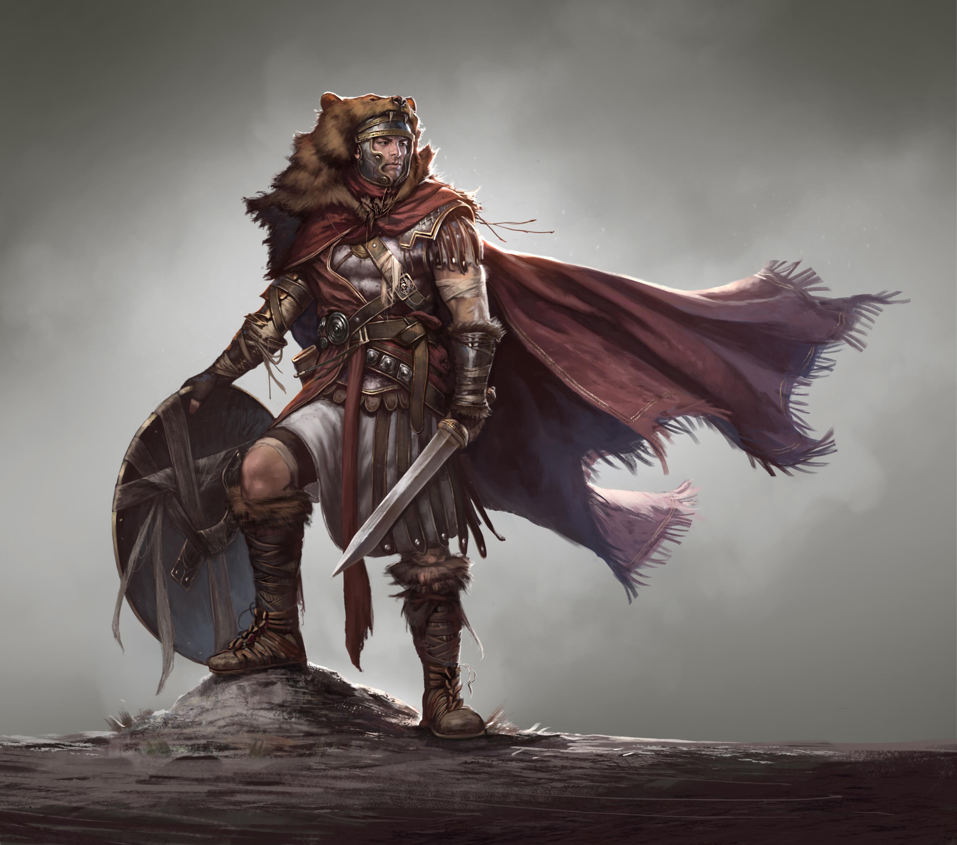Lex Arcana - Gaius