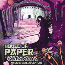 Exclusive House of Paper Shadows preview