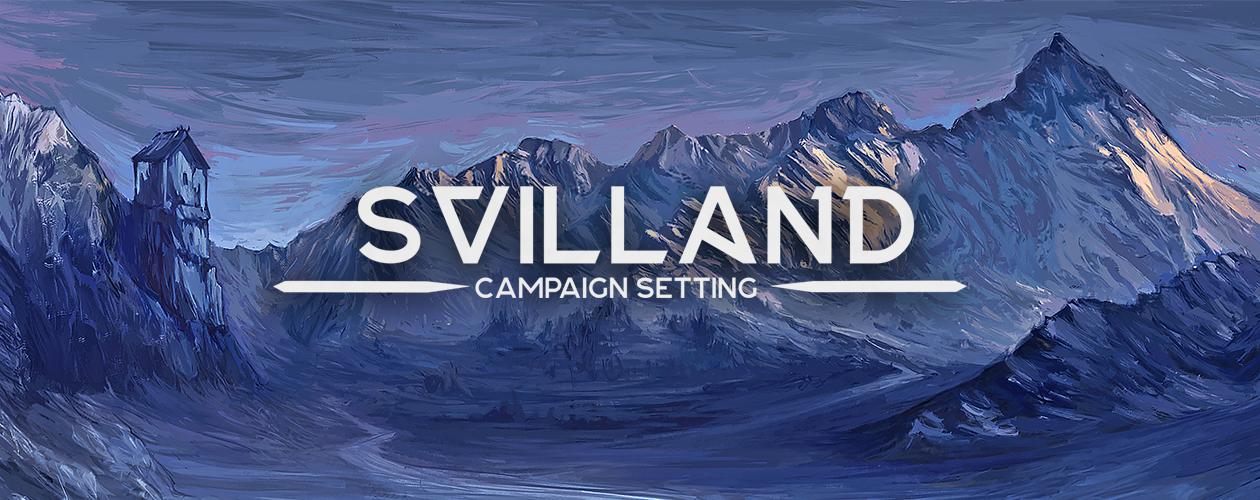 Svilland campaign setting