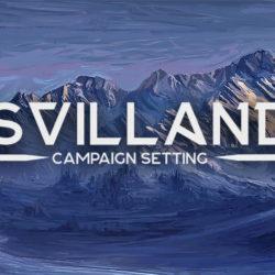 Free to download: Svilland campaign setting demo