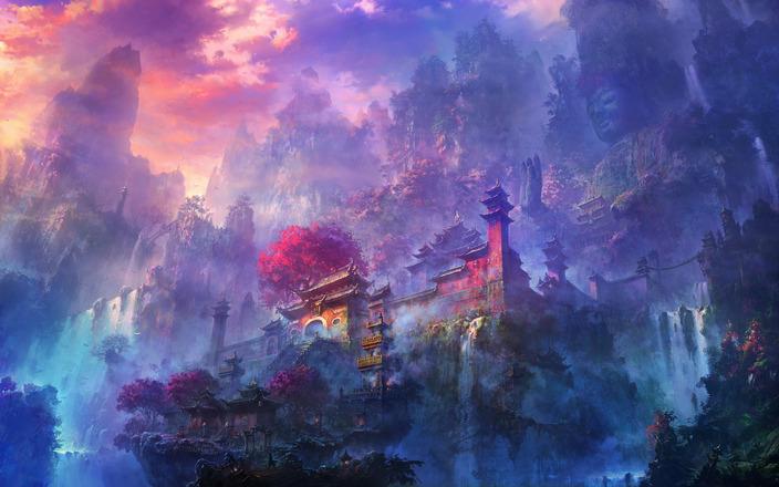 Shuxing Li  Chinese manor