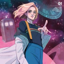New Doctor Who details: 13 covers for the Thirteenth Doctor