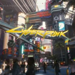 Gameplay: Sit down and be amazed at the world of Cyberpunk 2077