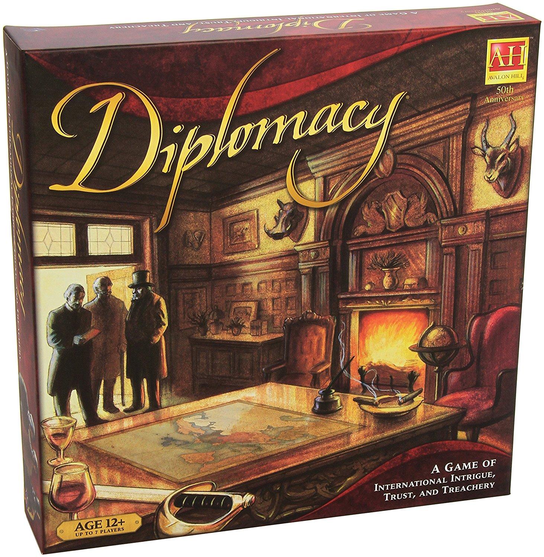 Dipomacy
