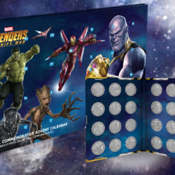 Zavvi secures Star Wars and Marvel limited edition collector's coin advent calendars