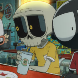 Gang and sci-fi anime Mutafukaz renamed to MFKZ before cinematic release