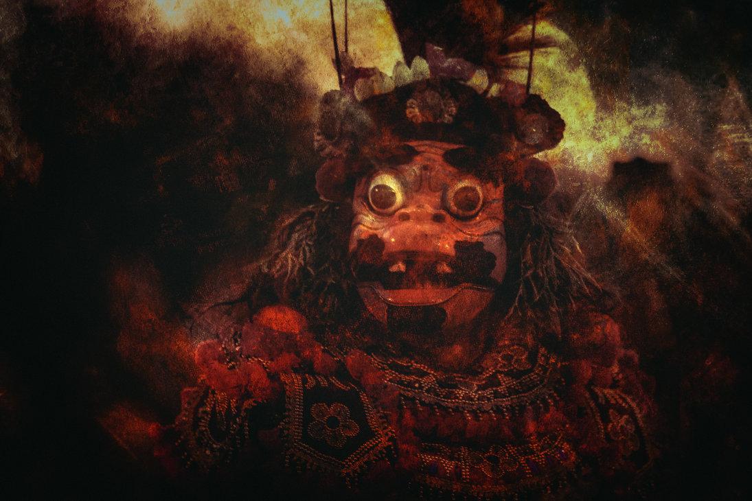 Power corrupts - the evil king Ravana