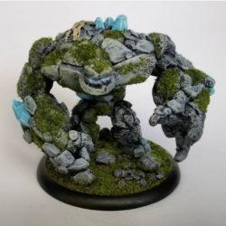 Gamer transforms $10 mini into an earth elemental masterpiece