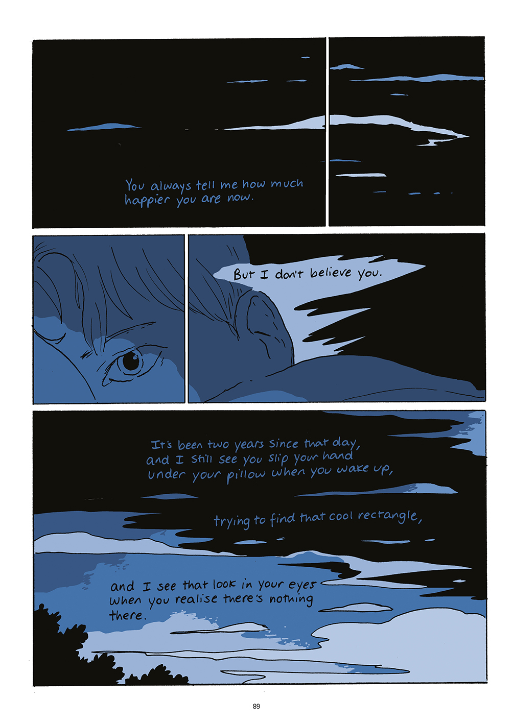 Tillie Walden - Contours - I Feel Machine