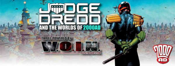 Judge Dredd and the Worlds of 2000AD
