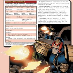 Judge Dredd and The Worlds of 2000AD preview and system summary