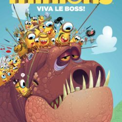 A look inside the new Minions series: Minions Viva Le Boss
