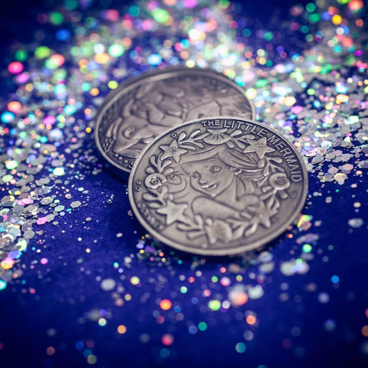 Disney collectable coins