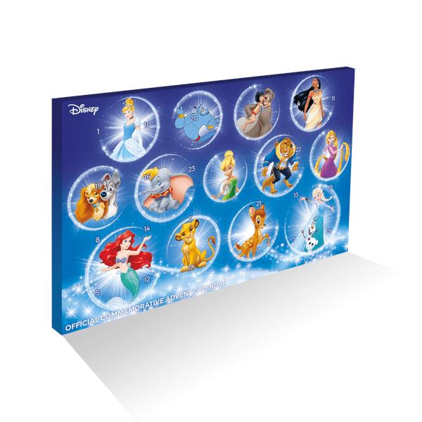 Disney advent coin calendar