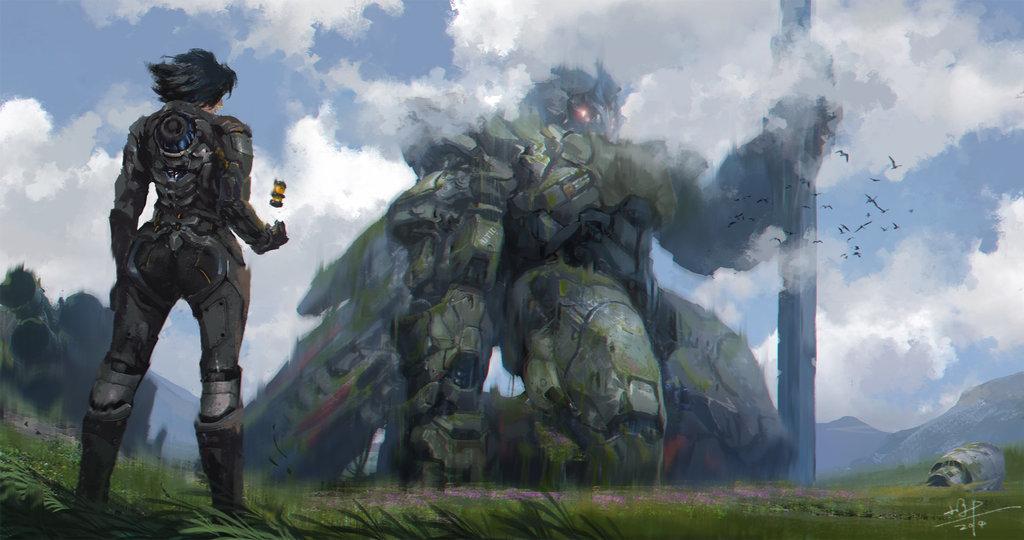 Xu Xinmin - sci-fi