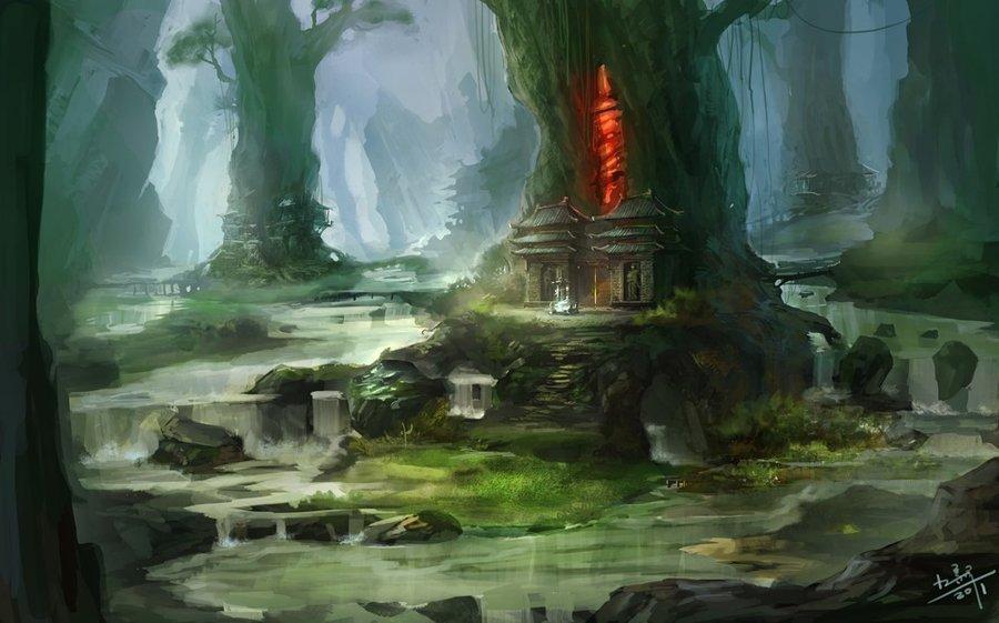 Xu Xinmin - fantasy