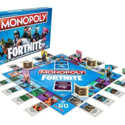 Fortnite Monopoly is coming… think how you can prank the kids