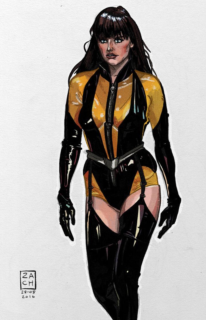 Silk Spectre II - The Watchmen