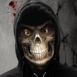 12 Masks of Halloween: #10 Reaper Lycra