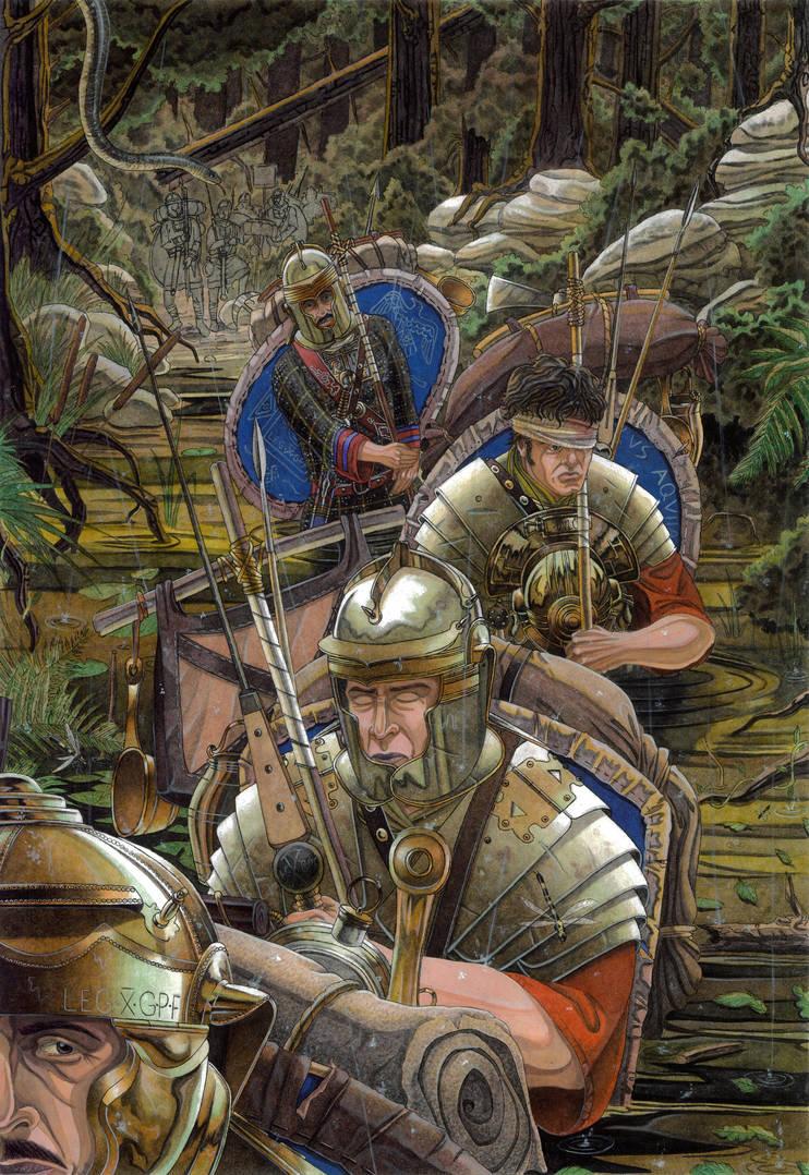 Romans in the Jungle