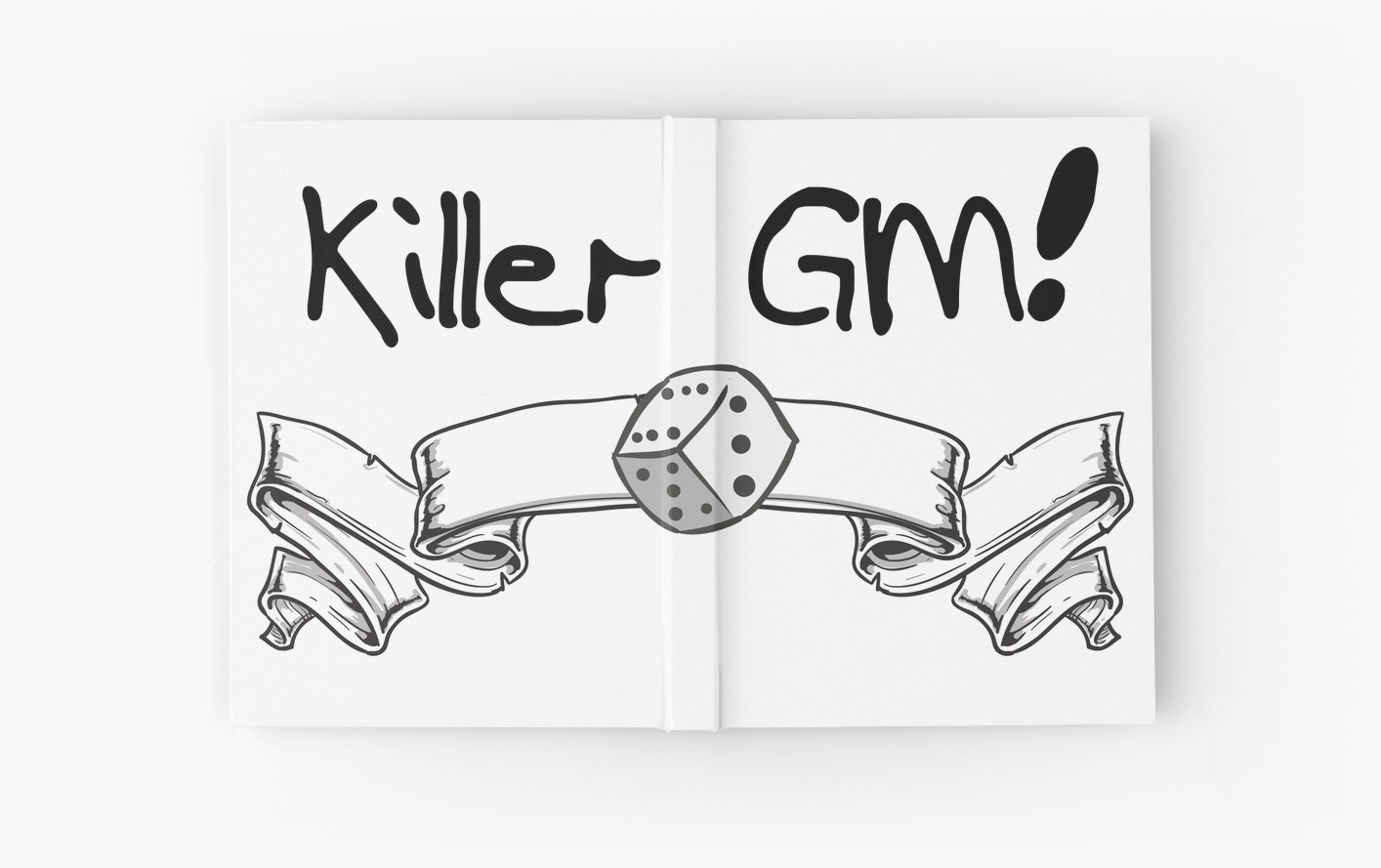 killer gm notebook