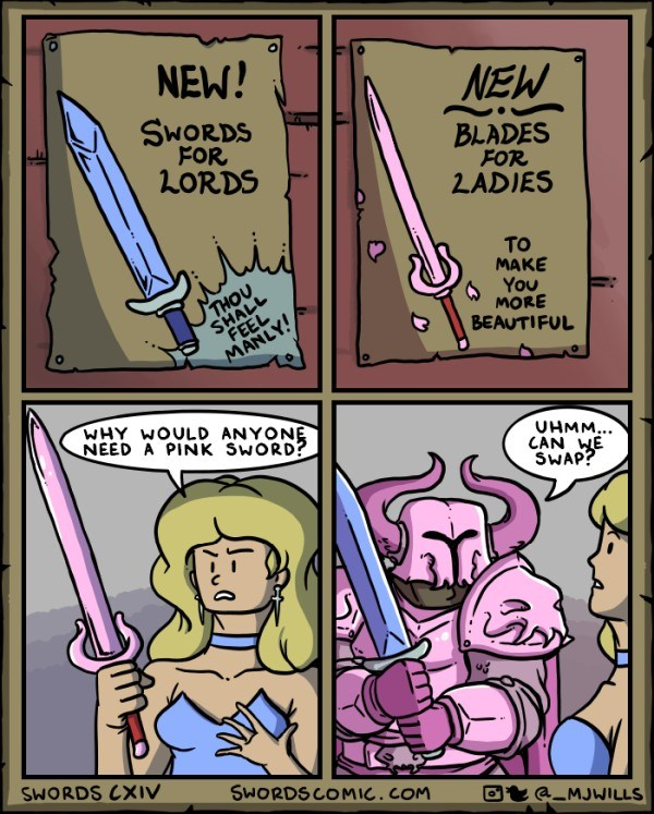 Blades for Ladies