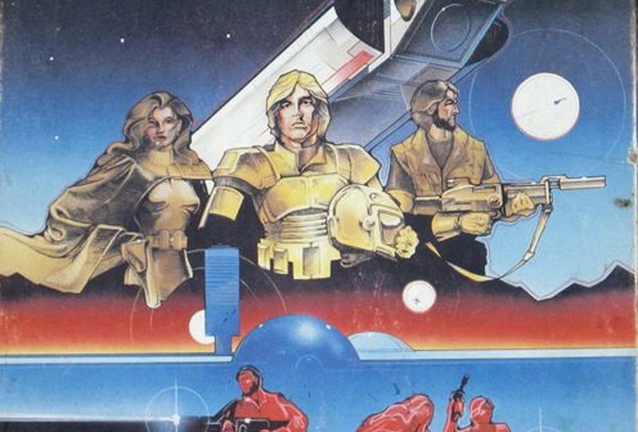 Classic Traveller RPG