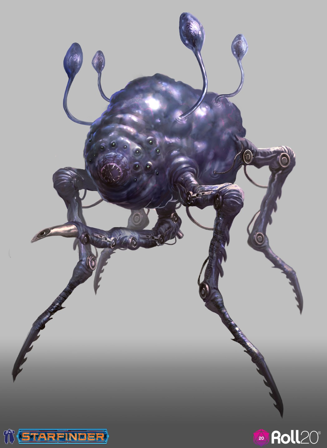 Starfinder Alien Archive - Roll20