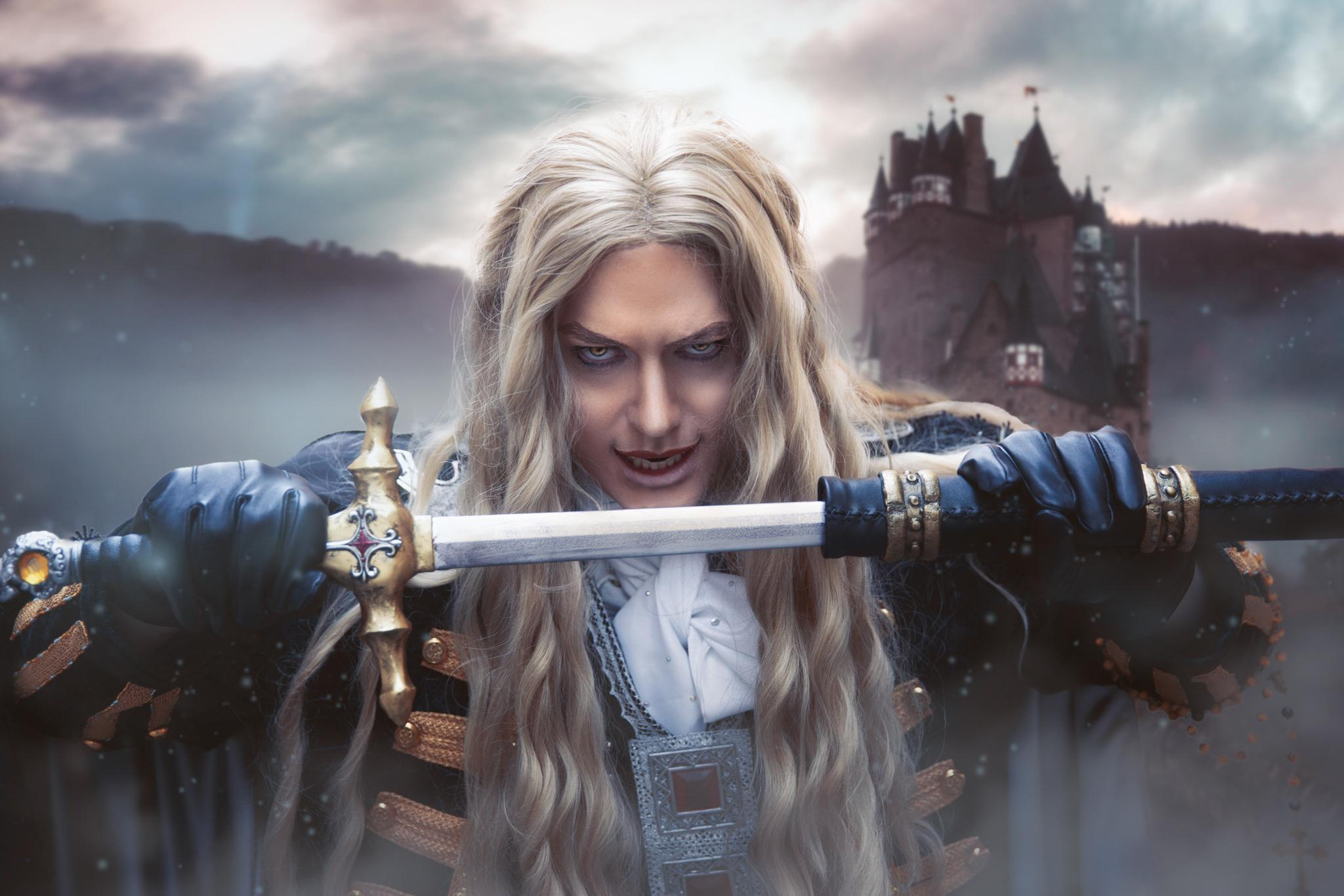 Alucard, Castlevania cosplay