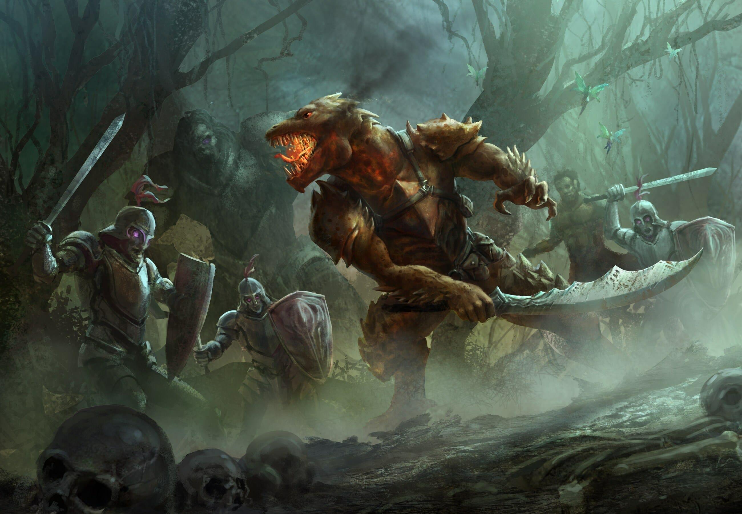 Mantic Games announce Kings of War RPG