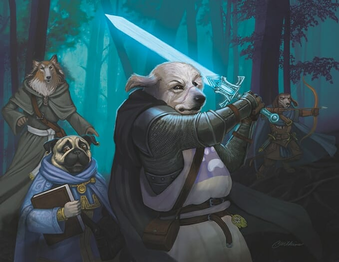 New Year, New Game: Download a free Pugmire preview