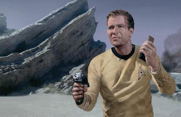 Kirk - Star Trek RPG