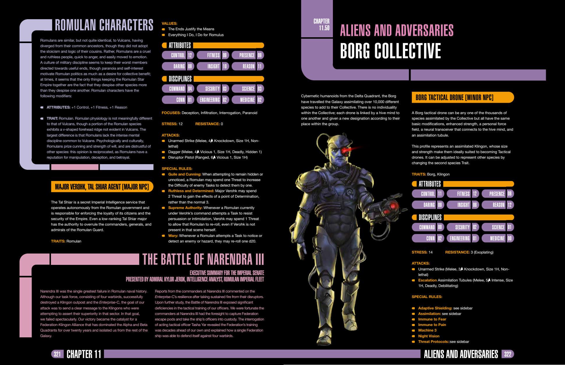Borg - Star Trek RPG